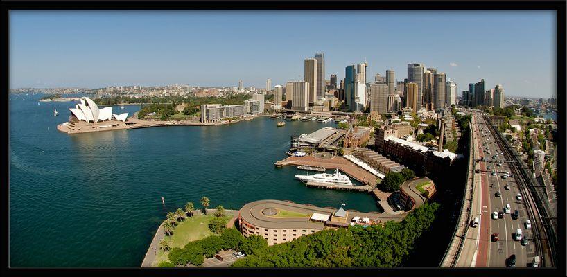 Sydney by 10.5mm