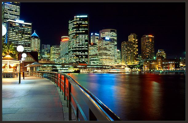""""""" Sydney - Circular Quay (Projekt Reload)"""