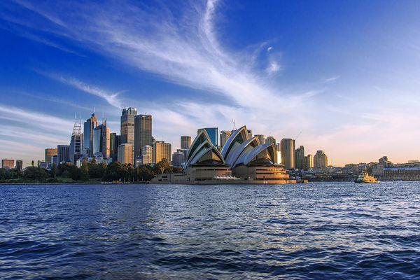 Sydney, die Schöne...