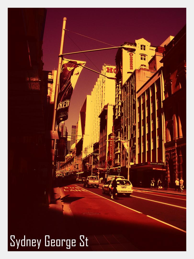 Sydney George St