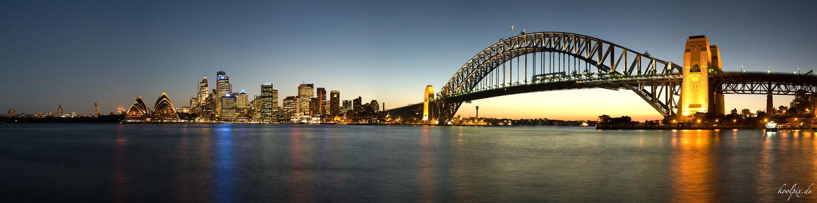 Sydney Hafenpano