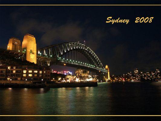 Sydney - Harbour Bridge