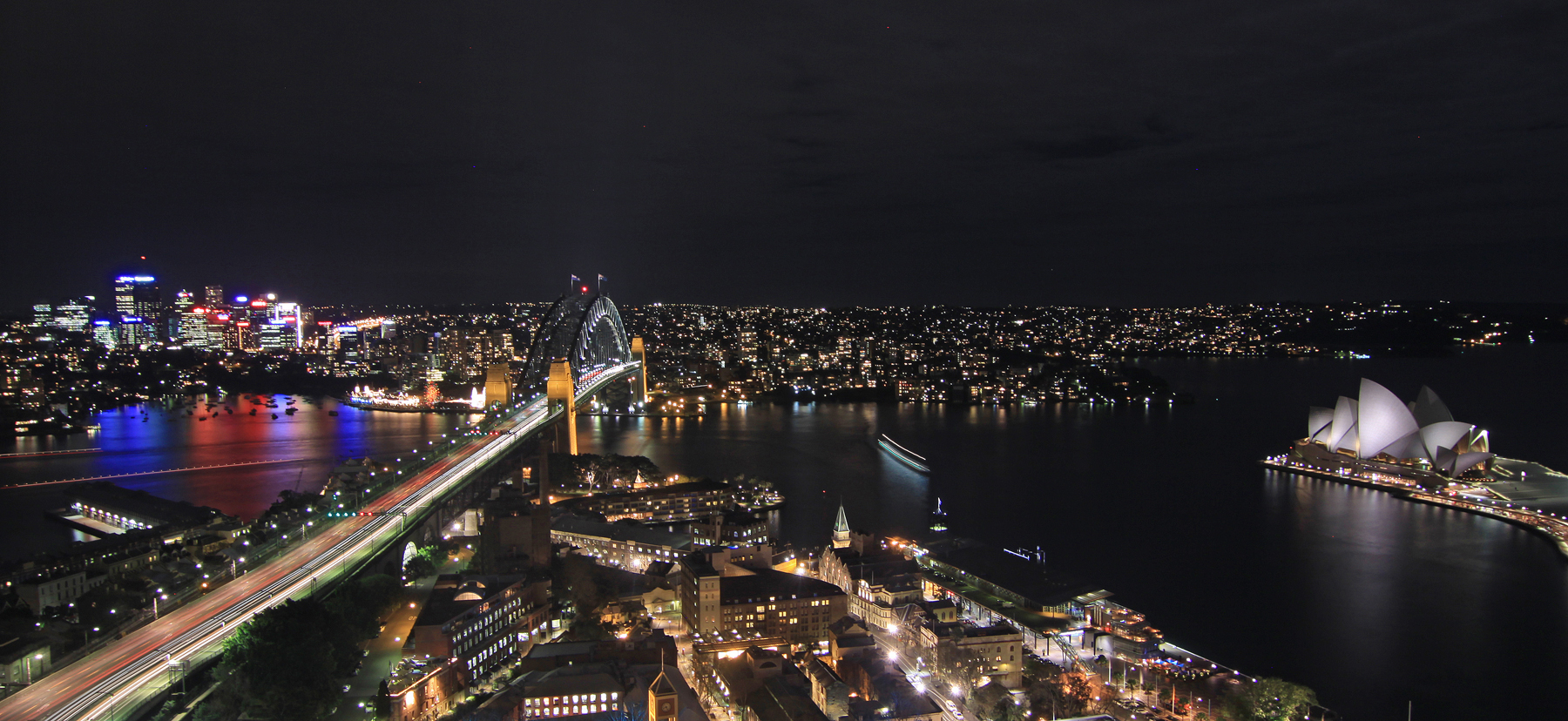 Sydney Harbour mal anders
