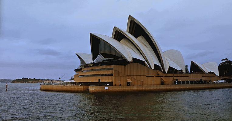 Sydney -Impressions of Australia -  Motiv vom Weltenbummler