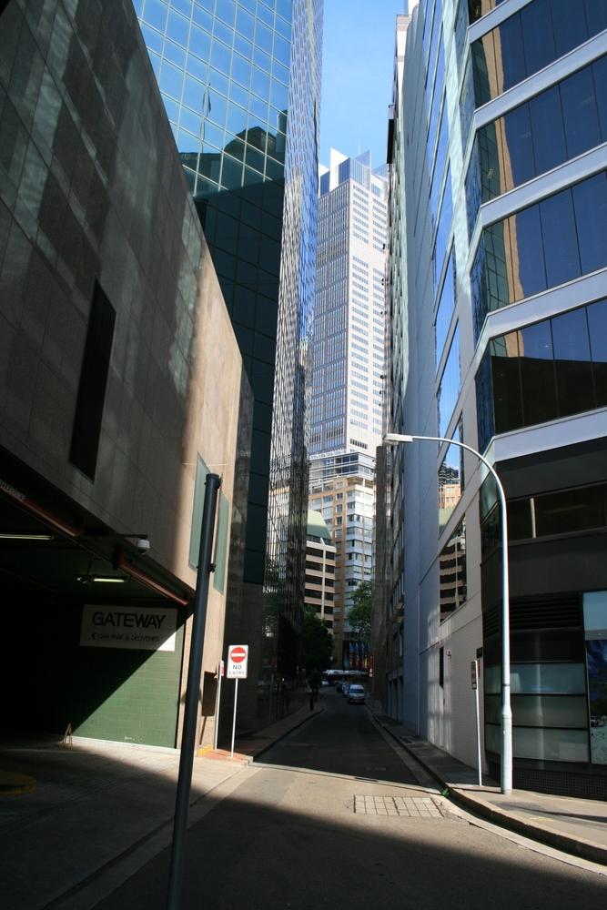 Sydney - Licht & Schatten