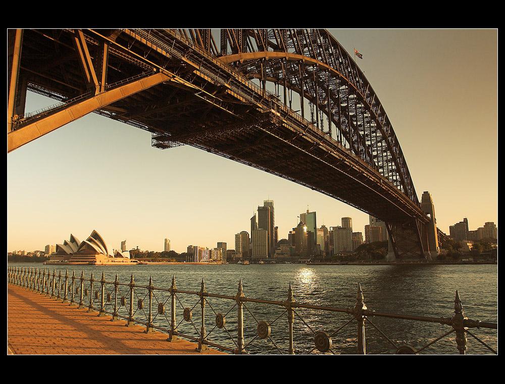 ~ Sydney Monuments ~