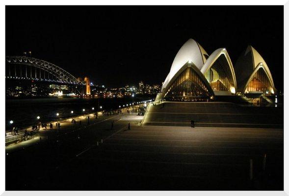 Sydney @ Night (1)