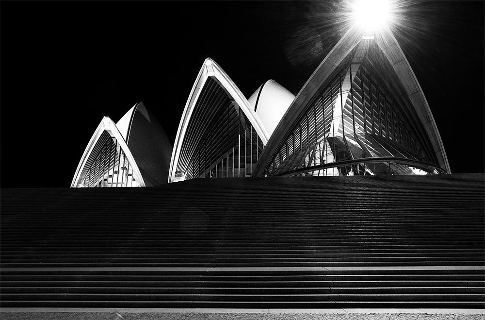 - Sydney Oper VI -