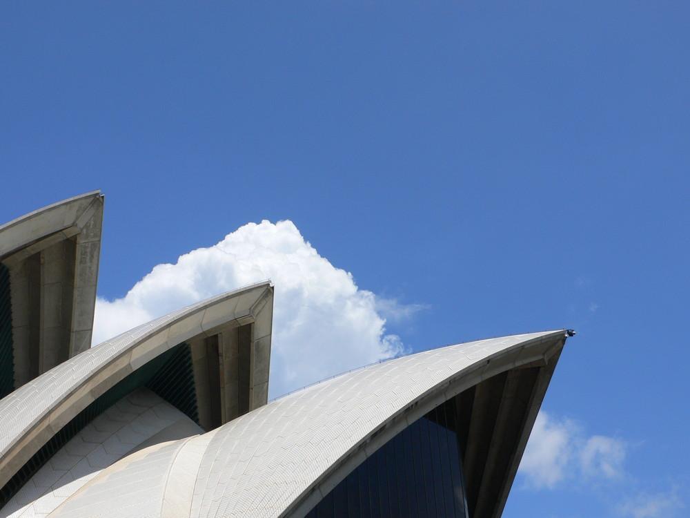 Sydney Opera House/ Detailaufnahme II