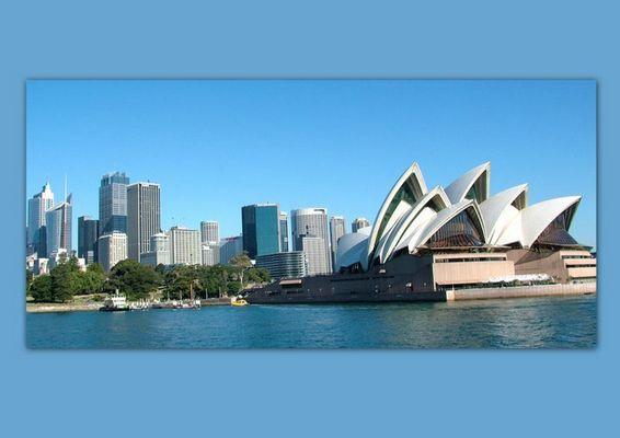 Sydney Opernhaus