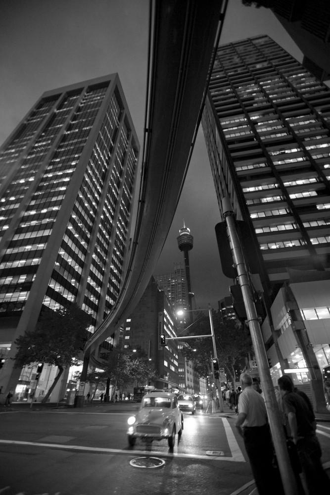 Sydney towers