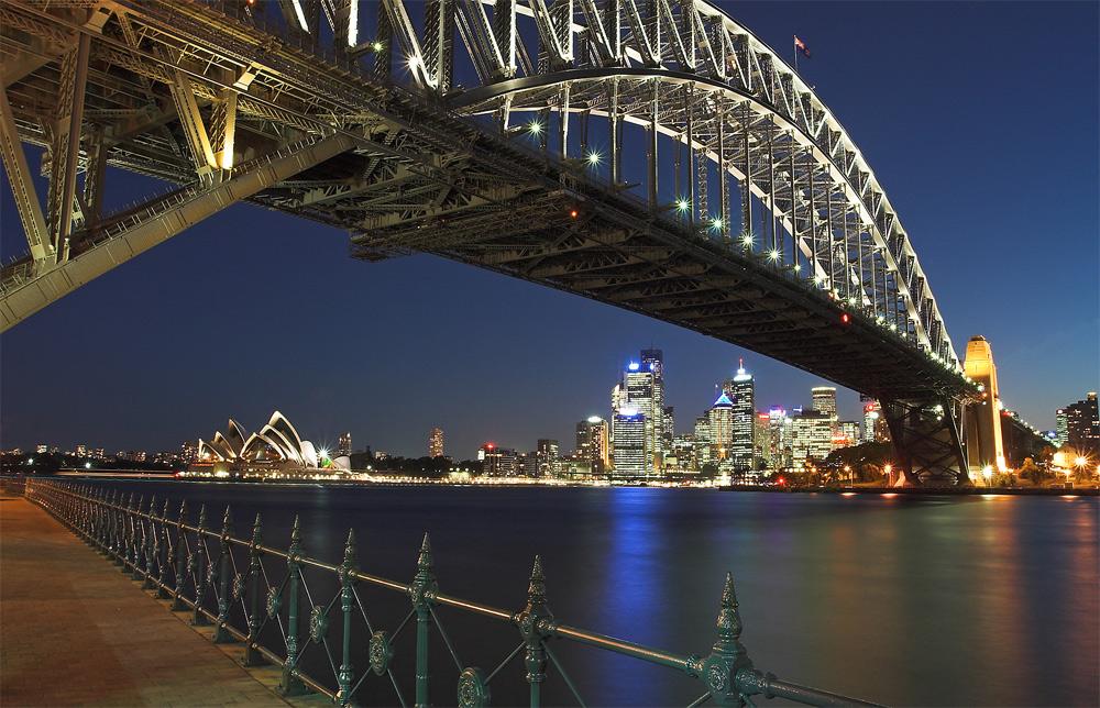 ~Sydney Twilight ~