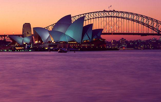 Sydney...immer wieder schön...............