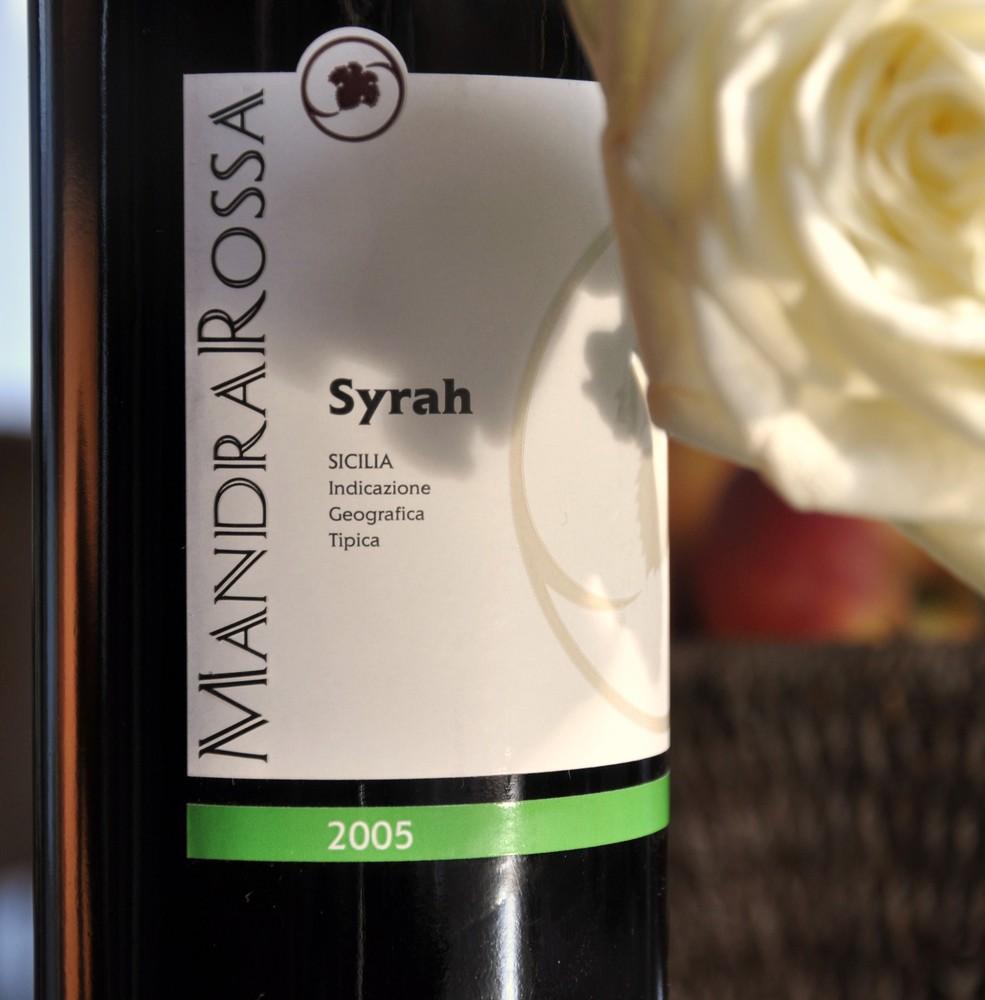 Syhrah - Mandrarossa