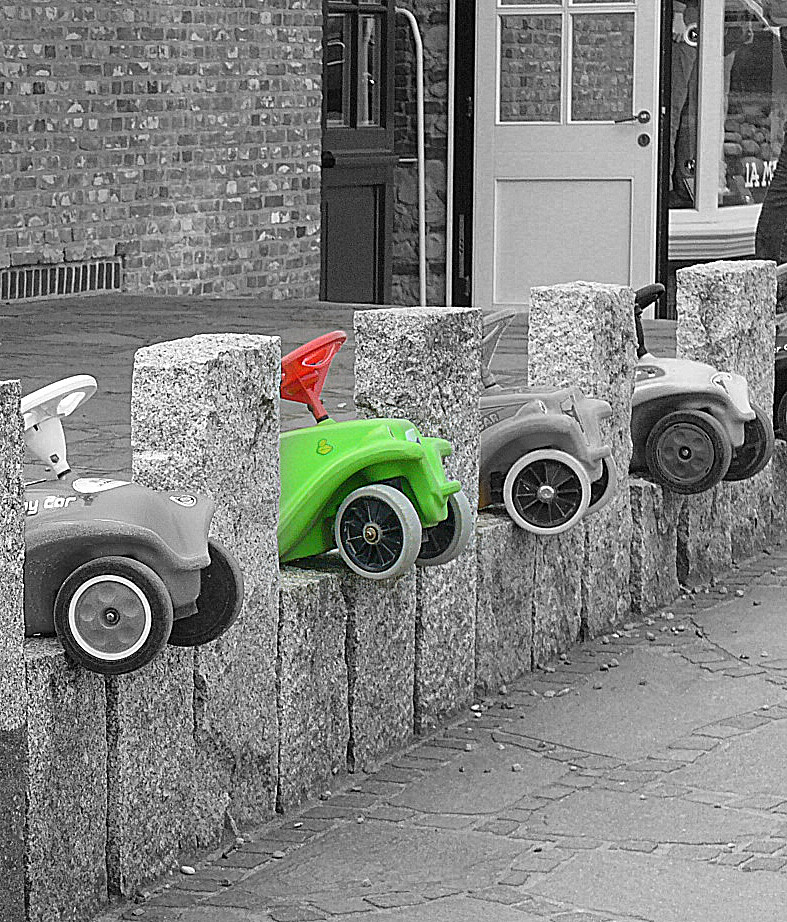Sylt - der etwas andere Parkplatz