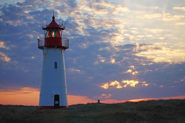 sylt - Elenbogen - Leuchtturm West