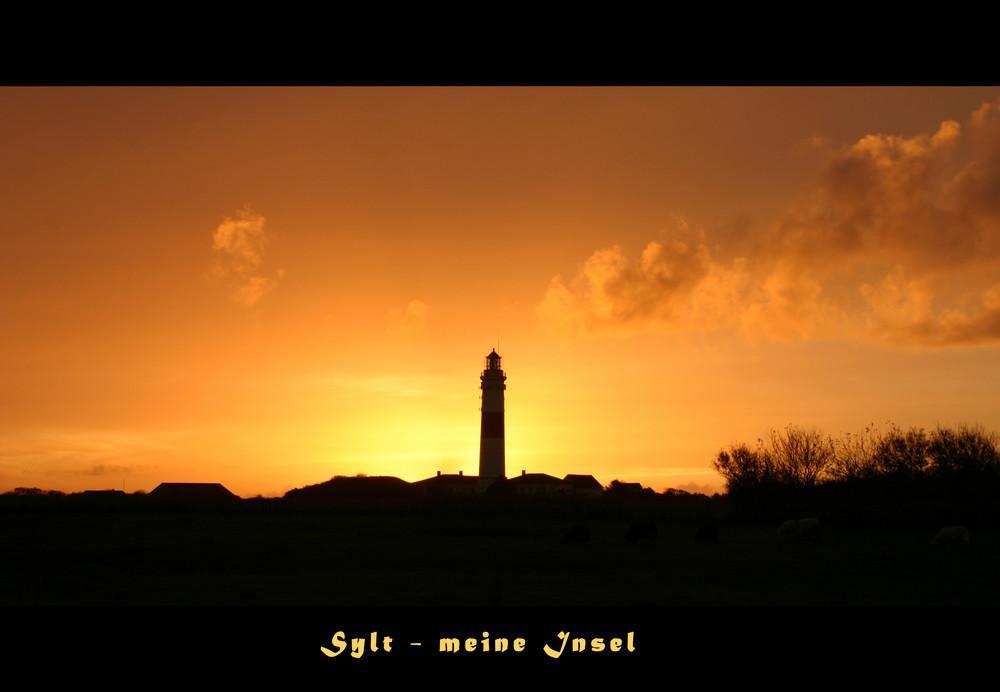 Sylt - meine Insel