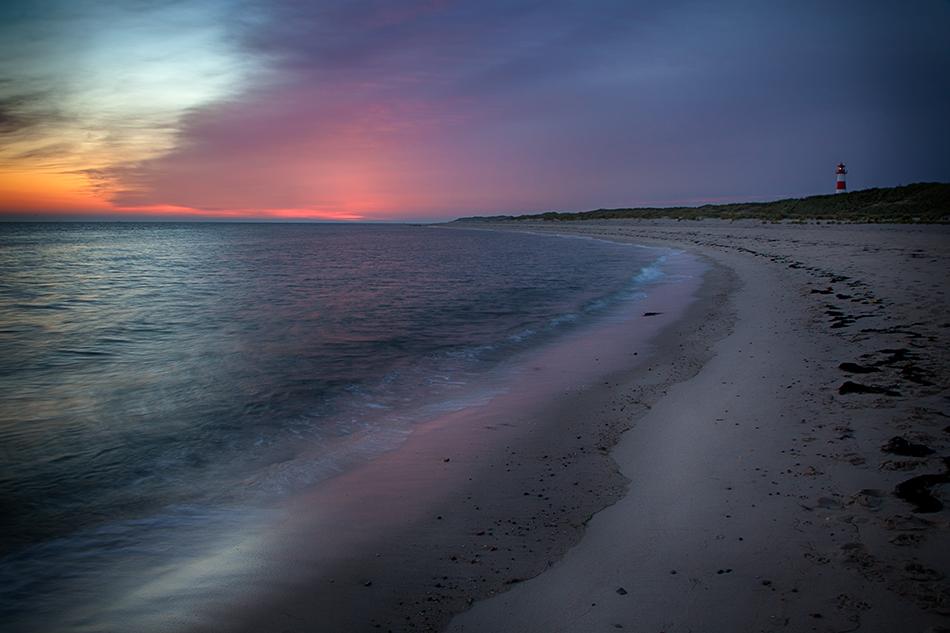 SYLT - Sonnenaufgang am Ellenbogen II
