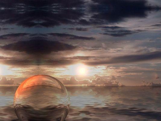 Sylt Sonnenuntergang