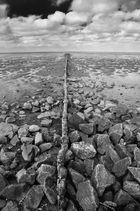 Sylt - Wattenmeer bei Keitum