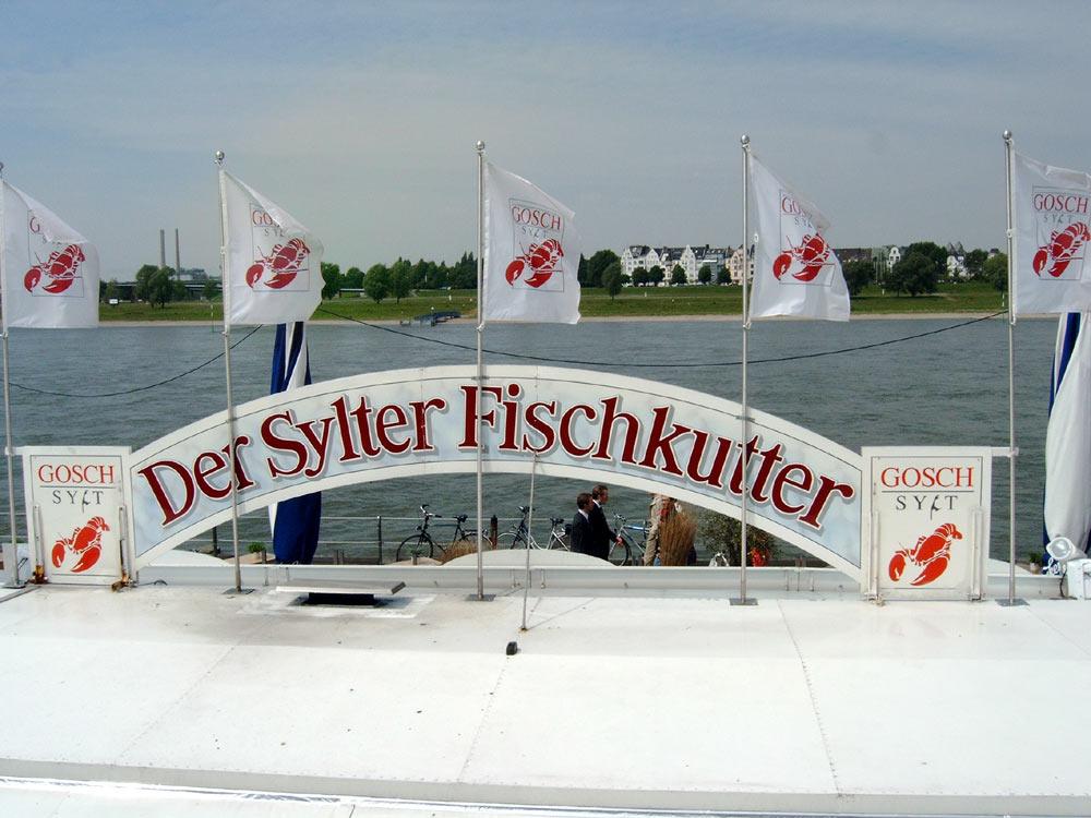 Sylter Fischkutter in Düsseldorf?