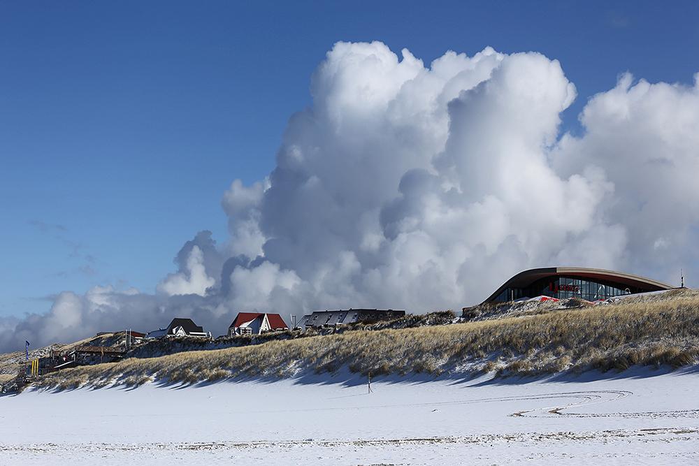 Sylter Schneelandschaft 04
