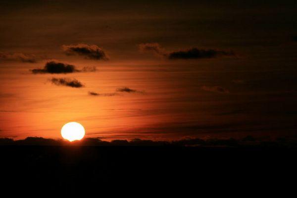 Sylter Sonnenuntergang