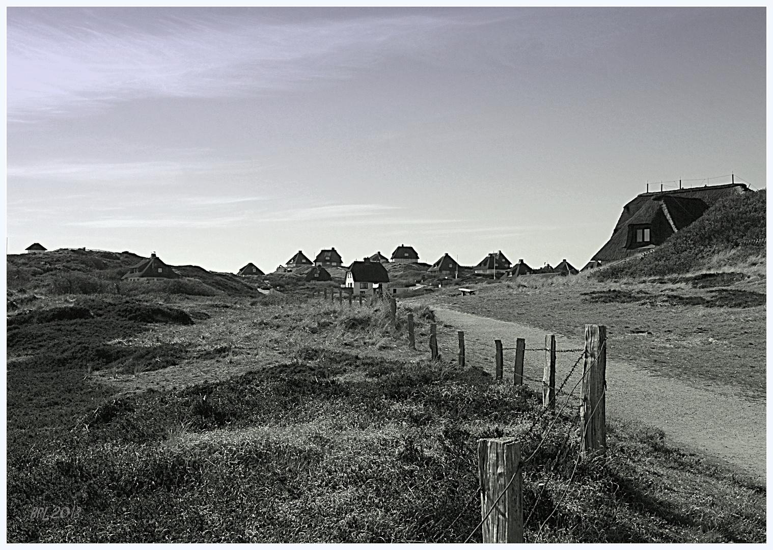 Sylt's Süden