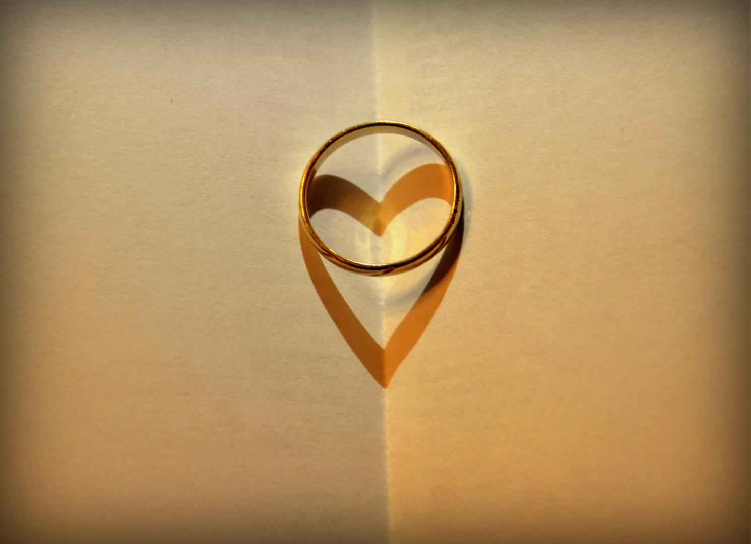 Symbole der Liebe