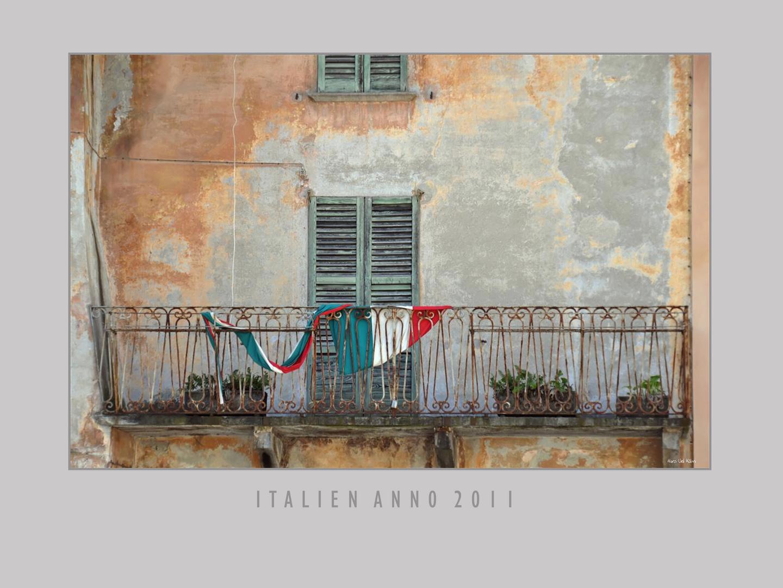 Symbolisiert Italiens Zustand im Jahre 2011