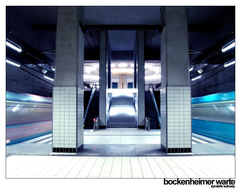 symetric subway II