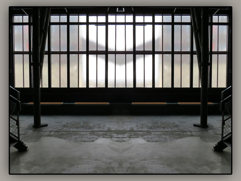 Symmetrie auf Zollverein