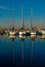 -Symmetrie im Hafen-