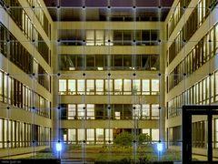 Symmetrieübung - HOCHTIEF in Essen