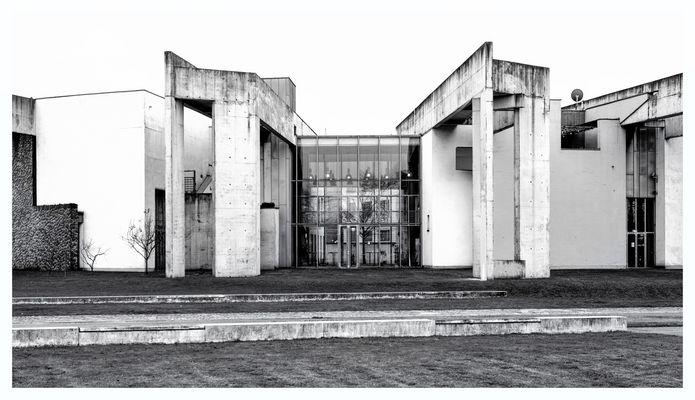 Synagoge - Duisburg, Innenhafen