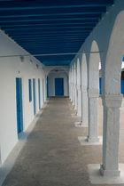 Synagogue La Ghriba (Djerba, Tunisie)