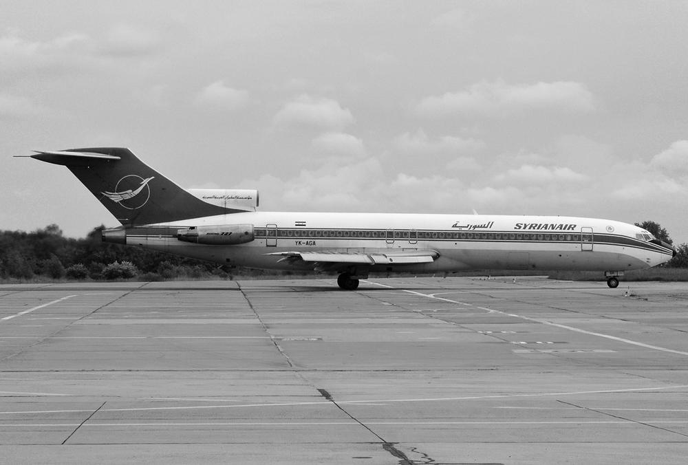 Syrian Air, Boeing 727-294Adv, YK-AGA