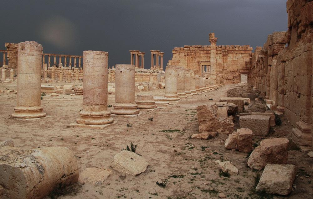 Syrische Landschaften 3