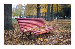 Szene Herbst