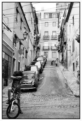 Szenen aus Lisboa XI