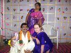 Szenen einer indischen Hochzeit