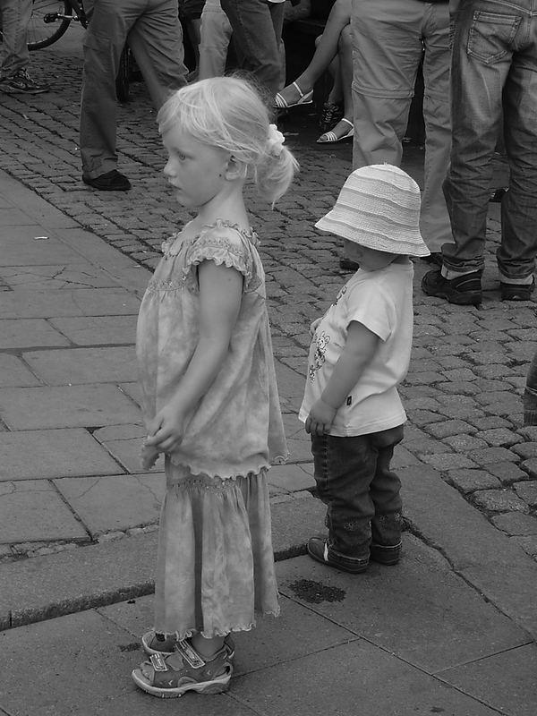 Szenen einer Stadt II..