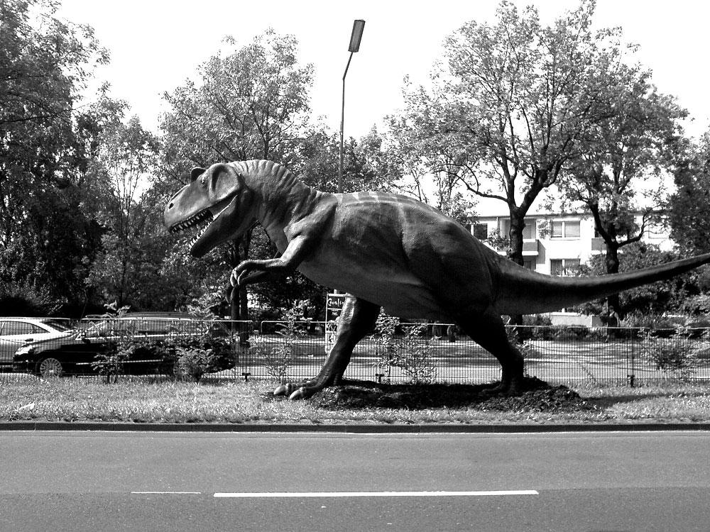 T-Rex in Berlin