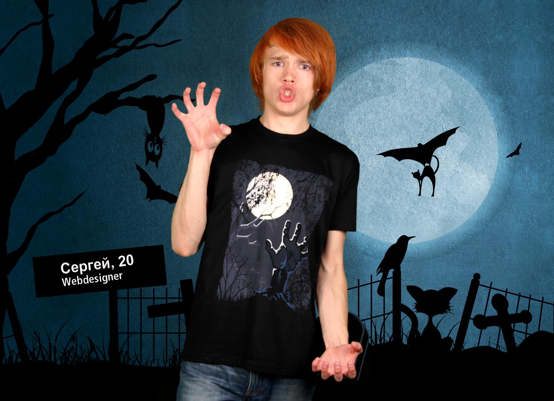 T-Shirt Produktfoto für www.likoli