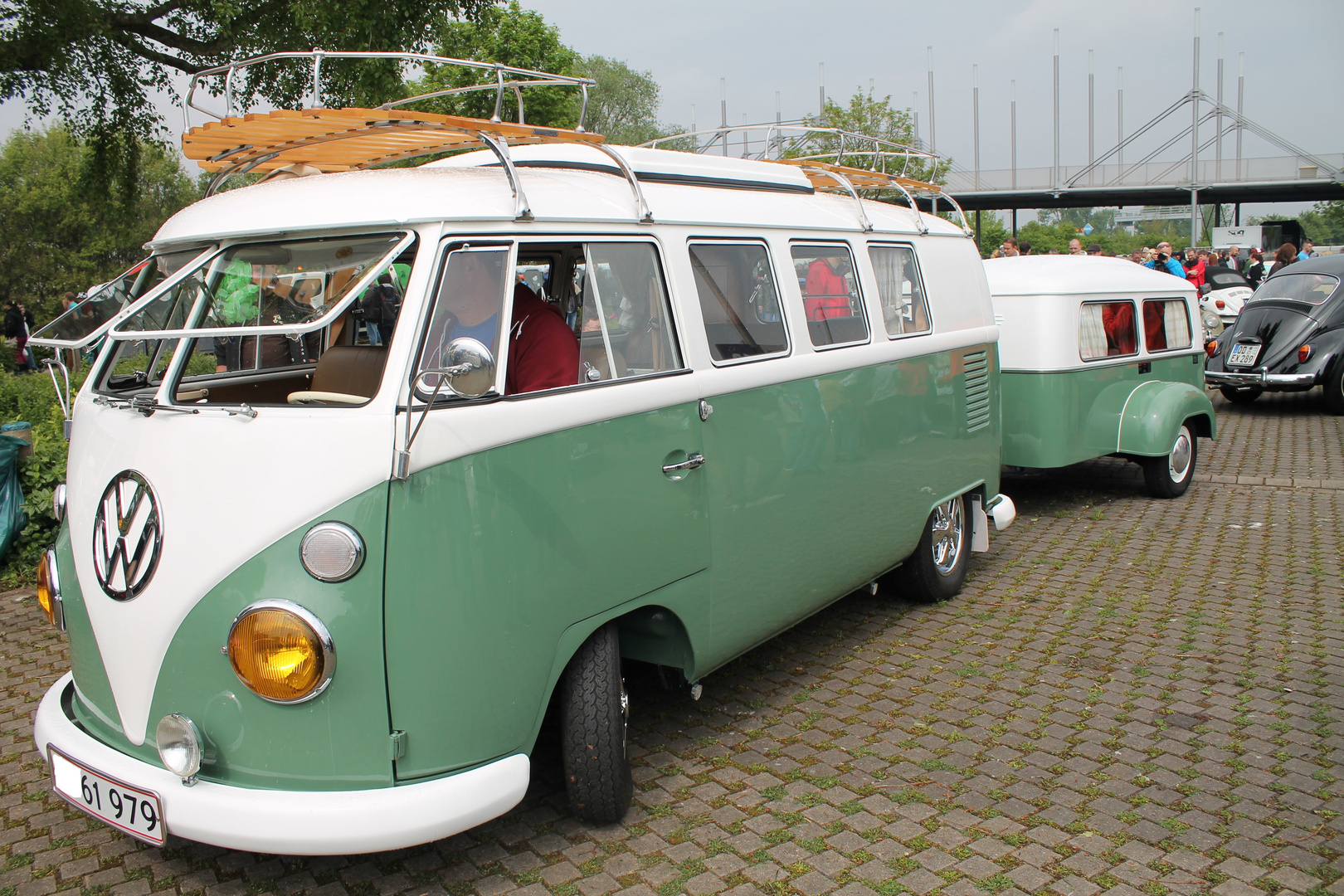T1 Bus von Volkswagen