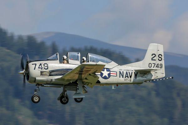 T28 Trojan Navy USA
