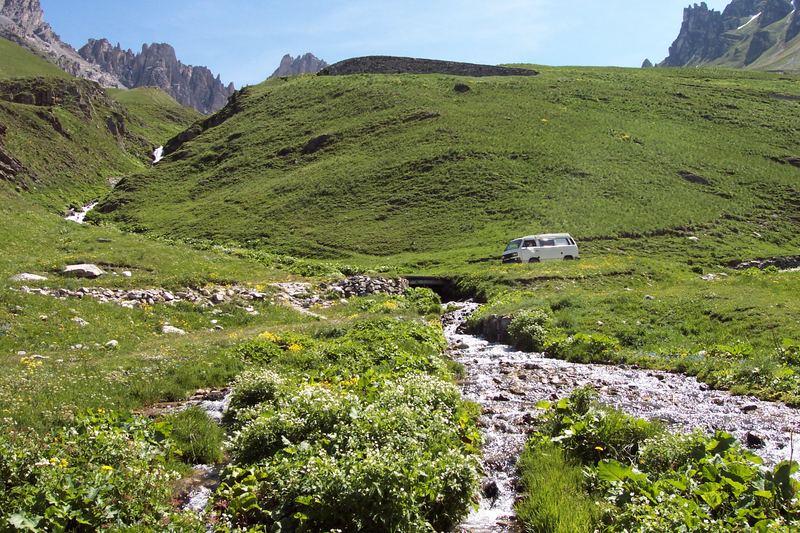 T3 in den frz. Alpen - II