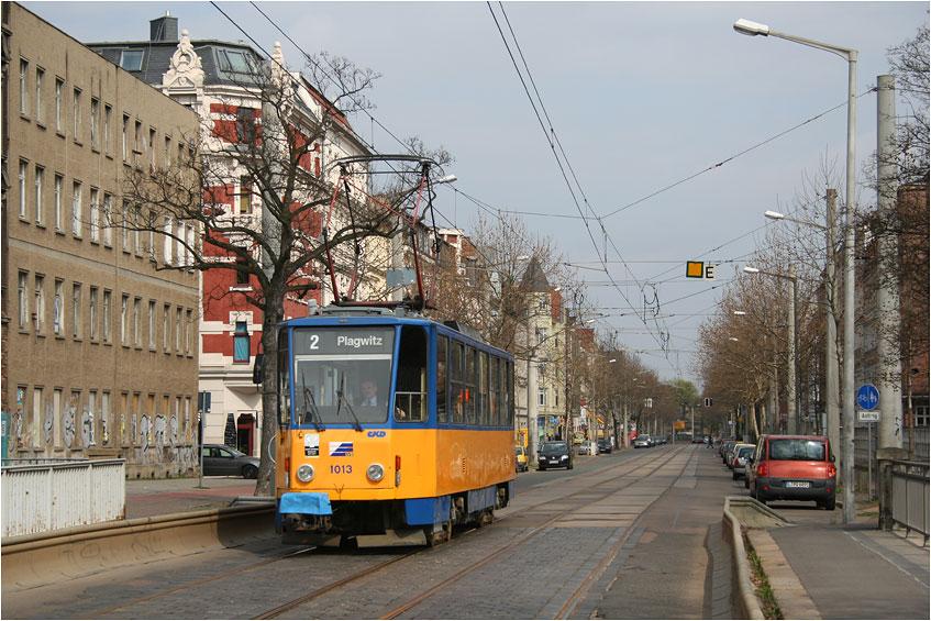 T6 in Leipzig