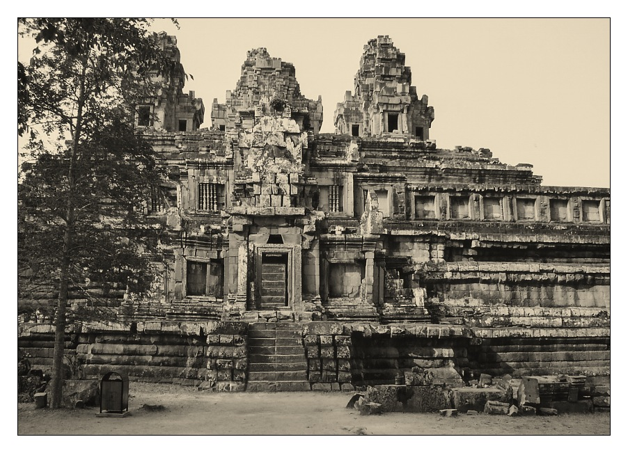 Ta keo - another ancient temple in cambodia