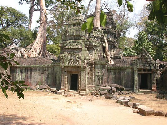 Ta Prohm Temples /Eastern Baray